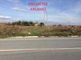 Kanal İstanbul Manzaralı 450 M2 Tek Tapu Arsa